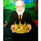 Painting of James Randi by Amy Roth