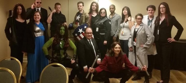 The Chicago Skepchickcon Marvel Cinematic Universe
