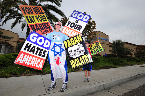 Photo of AI: Fred Phelps, Lover of the Gayz