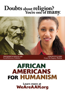 Photo of New Campaign Announced: We Are African Americans for Humanism